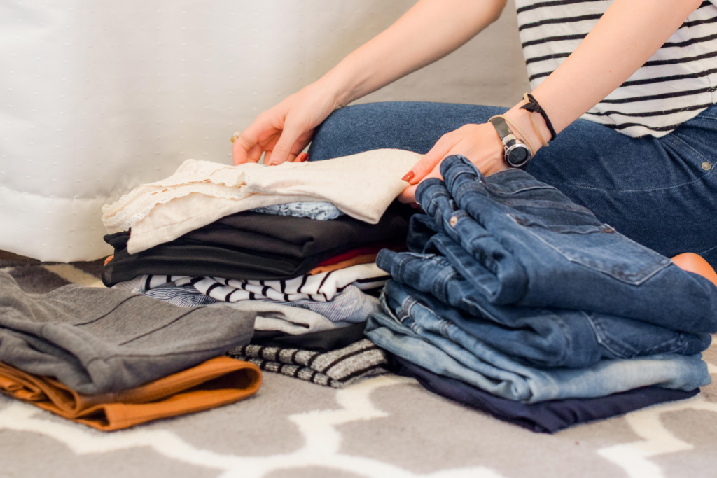 Tips for Tackling All that Laundry!