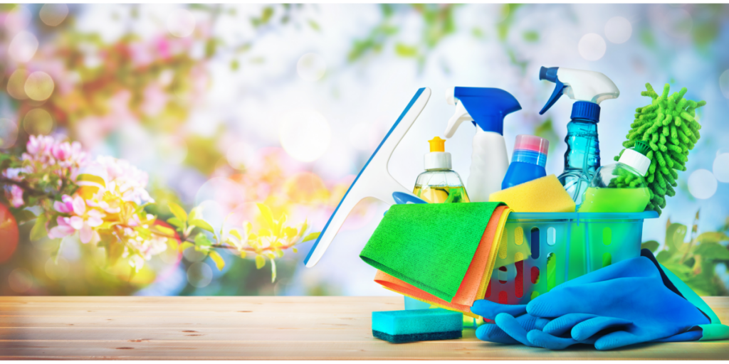 Spring Cleaning Tips for Every Season