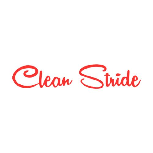 Clean Stride logo square